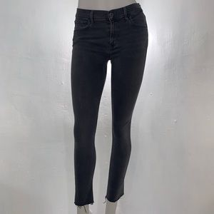 710 levis ankle cropped
